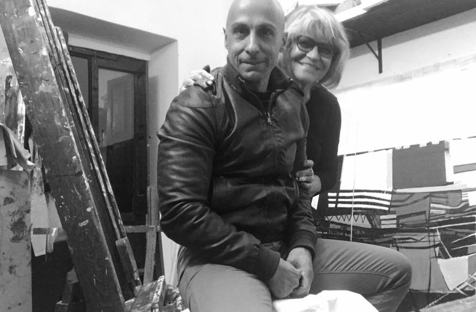 Germaine Muller  Studio visit