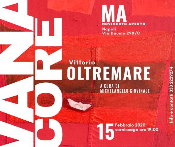 Oltremare  opere di Vittorio Vanacore