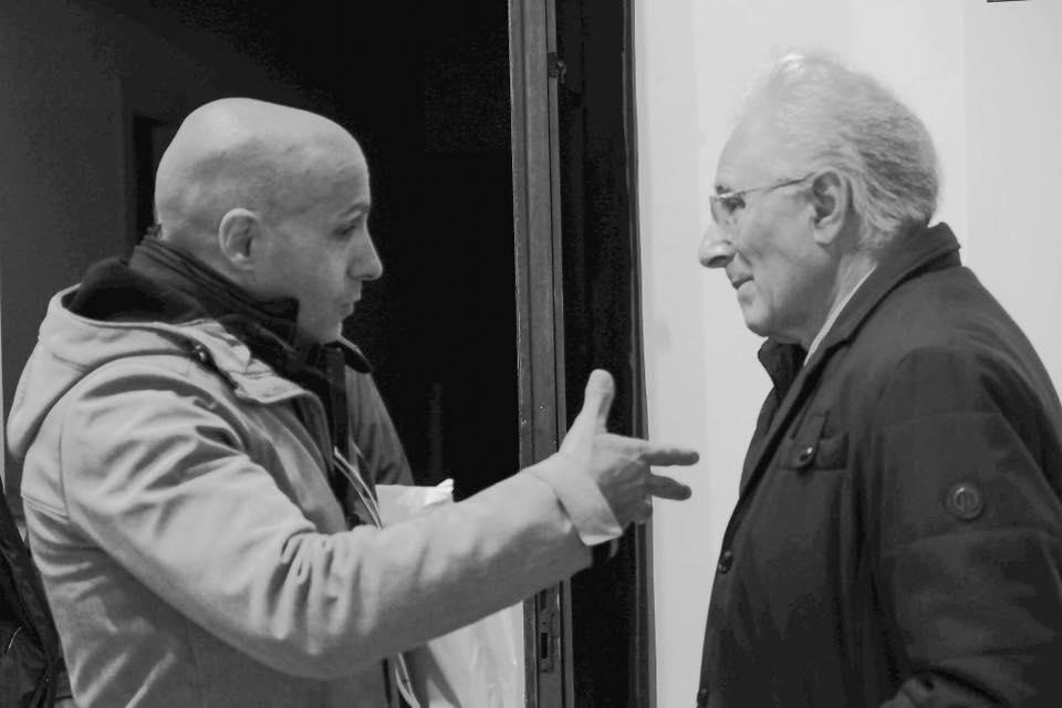 Giorgio Agnisola  In libreria Lo sguardo e l'oltre: da Friedrich a Rothko