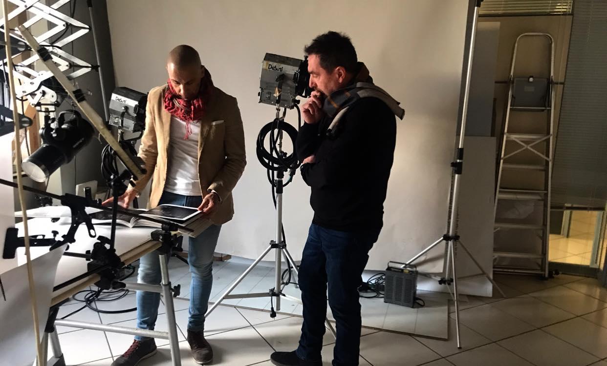Luciano D'Inverno  Studio visit